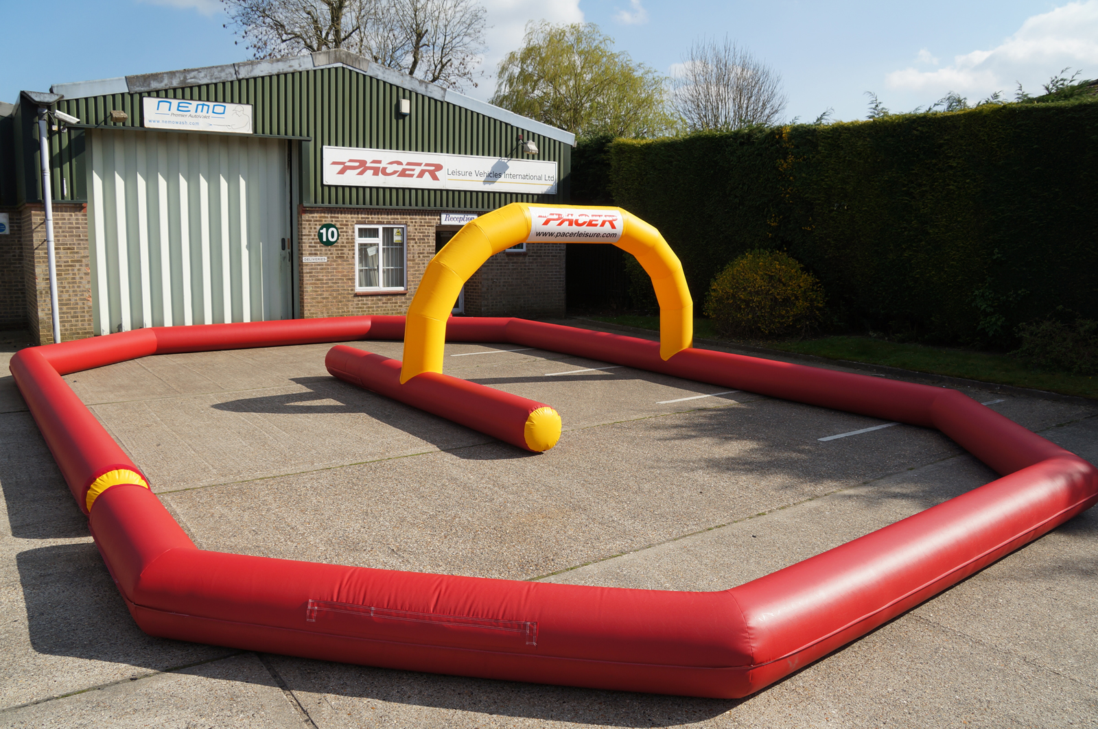 Inflatable Circuit